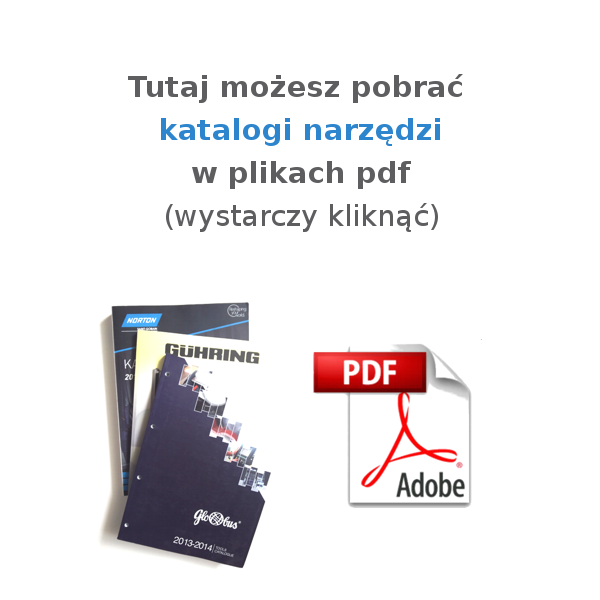 katalog narzędzia skrawające