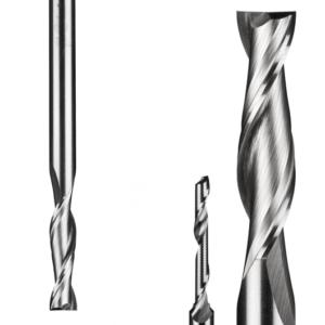 Frezy trzpieniowe VHM do tworzyw sztucznych i aluminium