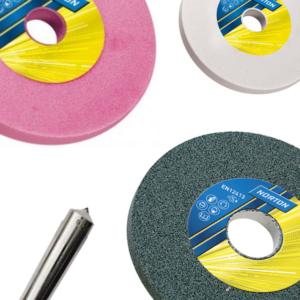 Åšciernice ceramiczne i obciÄ…gacze diamentowe Norton
