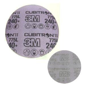 3M 775L krążek ścierny cubitron ii 125mm p240